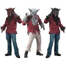 Werewolf Costume Adult Halloween Fancy Dress
