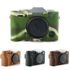 Silicone Rubber Camera Bag Protect Body Cover Case Skin For Fujifilm XT10/XT20