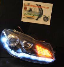 VW Golf VI 6 Fari Dayline Freccia LED Omologati drl