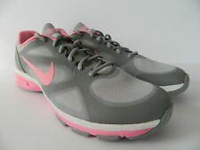 Nike Wmns Dual Fusion TR ( Stadium Grey/Plrzd Pink-Cl Grey ) ( 443837 007 ) NIB