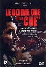 Dvd **LE ULTIME ORE DEL CHE GUEVARA** di Romano Scavolini nuovo 2004