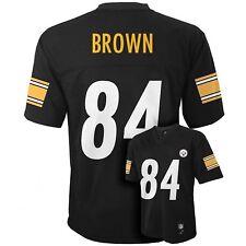 Antonio Brown Pittsburgh Steelers KIDS PRESCHOOL Mid Tier NFL Jersey(Size 4-7)