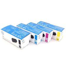 GENUINE Dell C1660 C1660nw C1660cnw Black Yellow Magenta Cyan Toner Cartridge