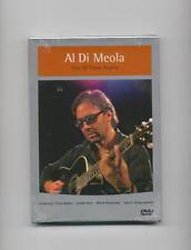 AL DI MEOLA - LIVE NEW DVD - JAZZ GUITAR
