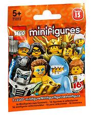 LEGO MINI FIGURES SERIE 15 selezione 71011-PICK/scegli quello che vuoi