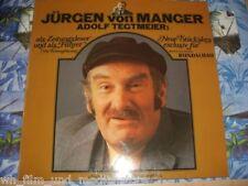 Jürgen von Manger - Tegtmeier - Westfälische Rundschau
