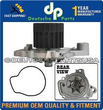 ACURA EL HONDA CIVIC ENGINE WATER PUMP W/ METAL IMPELLER & GASKET