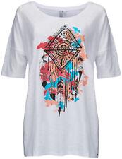 Animal Shredded Short Sleeve T-Shirt in White