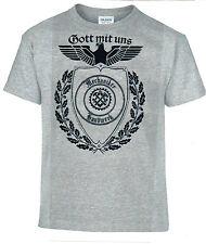 T-Shirt,Mechaniker,Gott mit uns,,Handwerk,Zunft