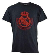 Camiseta oficial Real Madrid Armas Rojo adulto Original algodón 2018 2019 e7e1b536e9912