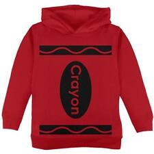 Halloween Crayon Costume Toddler Hoodie