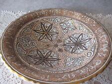 Ari Cini Seramik El Sanatlari Hand Painted Turkey Plate Bowl By Ray Kashan