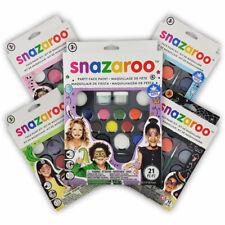 Snazaroo Face & Body Paint Palette Kits Fancy Dress