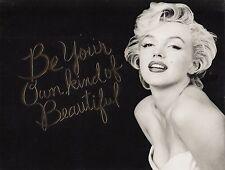 Marilyn Monroe Movie Star Blank Note Cards Greeting Cards