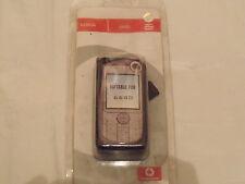 Nokia 6680 Case Body Glove Protective Case Pouch Cover Black Vodaphone Vodafone