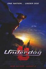 UNDERDOG - 2007 - Orig 27x40 D/S movie poster - AMY ADAMS, TAYLOR MOMSEN