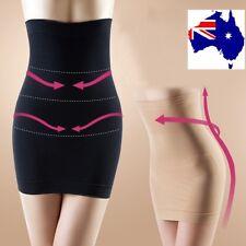 Women High Waist Shapewear SkirtTummy Control Corset Cincher Trimmer Slip SKirt