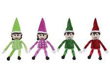 "Elf Felpa Muñeca 14"" - niño O Niña Navidad Elfo #446074"
