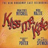 Kiss Me, Kate - Soundtrack [1999 Broadway Revival Cast] (CD) FREE UK P+P ......