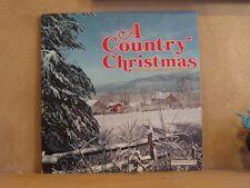A COUNTRY CHRISTMAS CASH WYNETTE DEAN ROBBINS LP P12010
