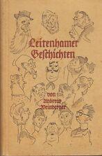 Franz Bleyer (ill.): Andreas Weinberger, Leitenhamer Geschichten    1943