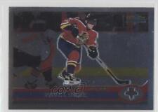 1999-00 O-Pee-Chee Chrome #10 Pavel Bure Florida Panthers Hockey Card