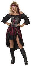 Piratin Kostüm Damen, Pirate Wench 01187