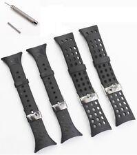 Rubber band bracelet strap (FITS) Suunto Core M Series M1 M2 M3 M4 M5 men women