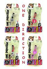 One Direction Fan Zip Bandz Chain Various Design Zipper Style Bracelet Jewellery