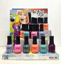 Orly Nail Lacquer - MASH UP Summer Collection 2013 - Choose Any Shades