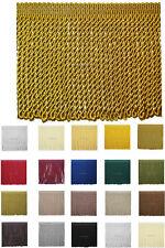 Borlas 20cm con cordel 45cm raffhalter troddel visillos cortinas 15 colores