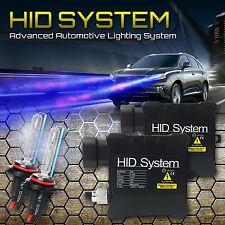 HID System Xenon Light HID KIT 10000K 10K Dark Blue H4 H7 H10 H11 H13 9006 880