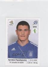 2012 Panini UEFA Euro Album Stickers #90 Kyriakos Papadopoulos Soccer Card
