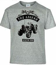 T-Shirt,Steyr 280,Traktor,Schlepper,Bulldog,Oldtimer