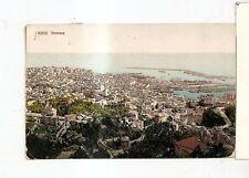 antica cartolina di genova spedita  1913
