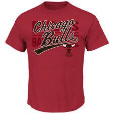 NBA Basketball T-Shirt CHICAGO BULLS That's the Stuff von Majestic