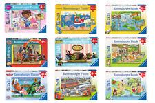 Ravensburger Puzzle 2 x 24 Teile Kinderpuzzle verschiedene Motive