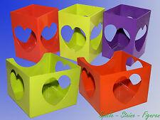 Metall Stifthalter oder Zettelbox, Stiftebox, Stiftebecher,Box f. Zettelblock
