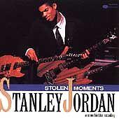 Stolen Moments by Stanley Jordan CD Jazz Guitar