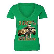 American Flag T-Shirt 4th of july clothes Fourth Army Patriot USA Tshirt Green