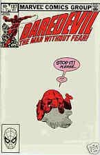 Daredevil # 187 (Frank Miller)  (USA, 1982)