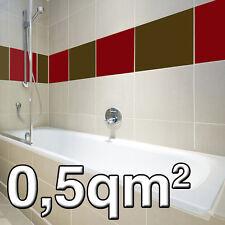 0,50 m² Fliesenfolie Fliesenposter Küche Bad Aufkleber