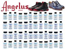 Angelus Preparer Matt Satin Gloss Finisher Thinner Duller Angelus Acrylic Paint.