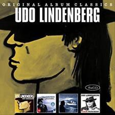 UDO LINDENBERG - ORIGINAL ALBUM CLASSICS * NEW CD