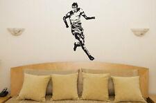 BALE Gareth Fútbol Jugador Welsh Dormitorio Para Niños Adhesivo pared imagen