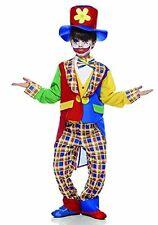 Costume Carnevale bambino clown fiorello *05274 pagliaccio