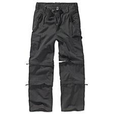 Savannah Trekking Hose double Zip-Off schwarz Outdoor trouser