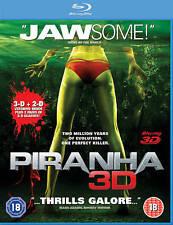 Piranha New Region B Blu-ray