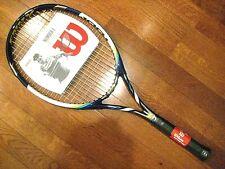Wilson Envy 100L Tennis Racquet Brand New! - STRUNG