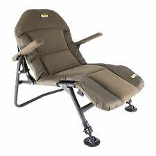 Angelstuhl Faith Lounge Chair S/XL gepolsterter Klappstuhl - verstellbare Beine